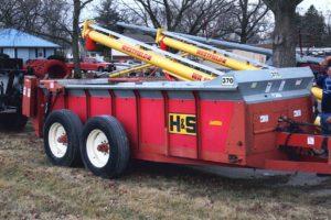 H-S Spreader Model 370